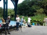 Zomeracademie Leidse Hout rond de Waterlelie