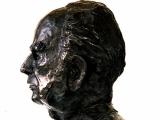 Marten Toonder fragment borstbeeld